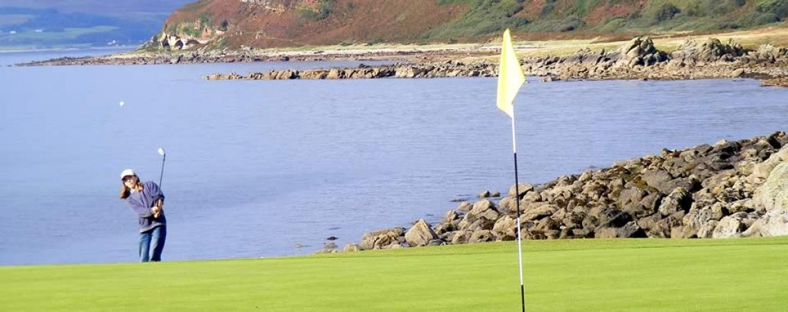 Golf On Arran