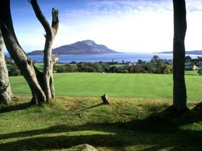 Arran's Golf Courses