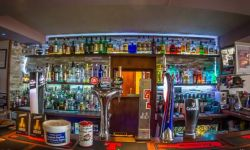 the bar at lamlash bay hotel